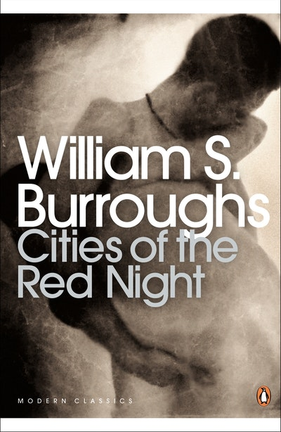 Book Cover:  Cities of the Red Night