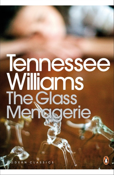 Book Cover:  Glass Menagerie, The