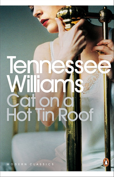 Book Cover:  Cat on a Hot Tin Roof