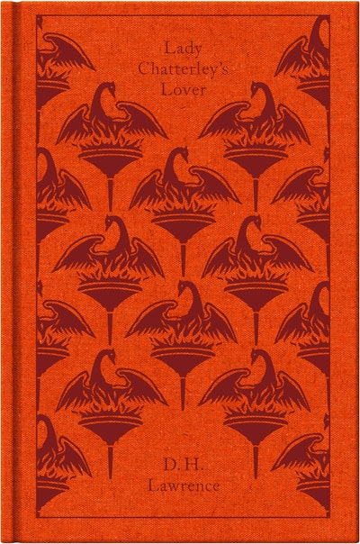 Book Cover:  Lady Chatterley's Lover: Design by Coralie Bickford-Smith