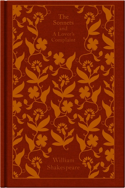 Book Cover: The Sonnets and a Lover's Complaint: Design by Coralie Bickford-Smith