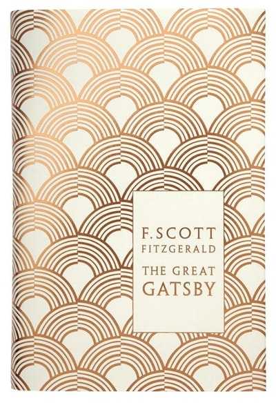 Book Cover: The Great Gatsby: Design by Coralie Bickford-Smith