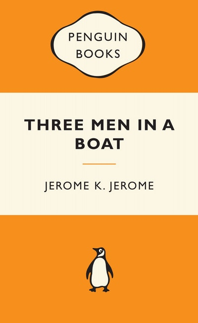 Three Men in a Boat: Popular Penguins
