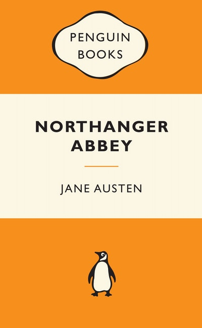 Book Cover:  Northanger Abbey: Popular Penguins