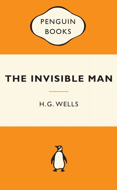 The Invisible Man: Popular Penguins