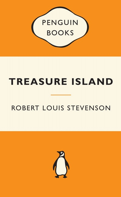 Book Cover:  Treasure Island: Popular Penguins