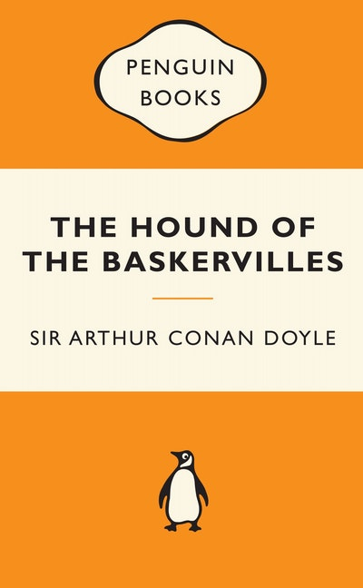 The Hound of the Baskervilles: Popular Penguins