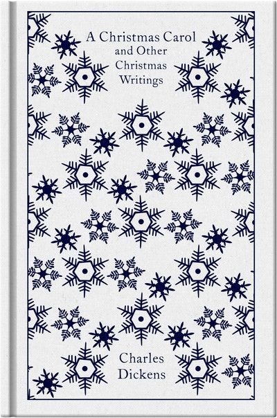 Book Cover: A Christmas Carol and Other Christmas Writings: Design by Coralie Bickford-Smith