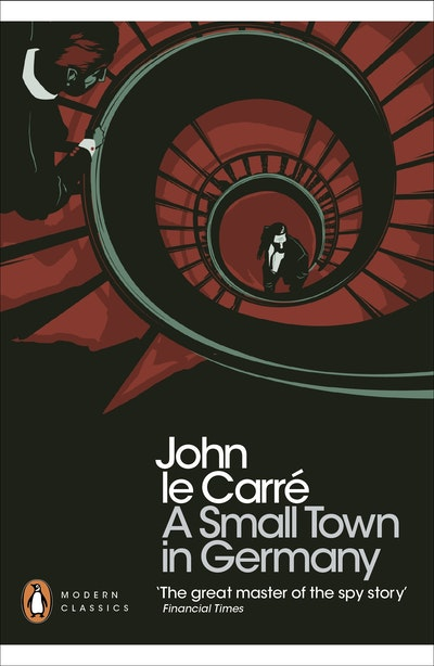Book Cover: A Small Town in Germany