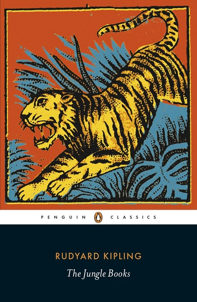 Book Cover: The Jungle Books