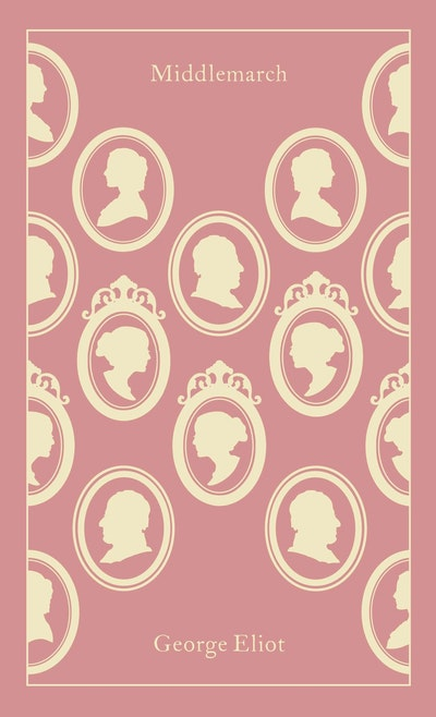 Book Cover:  Middlemarch: Design by Coralie Bickford-Smith