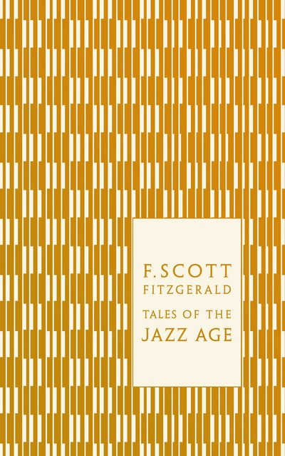 Book Cover:  Tales of the Jazz Age: Design by Coralie Bickford-Smith