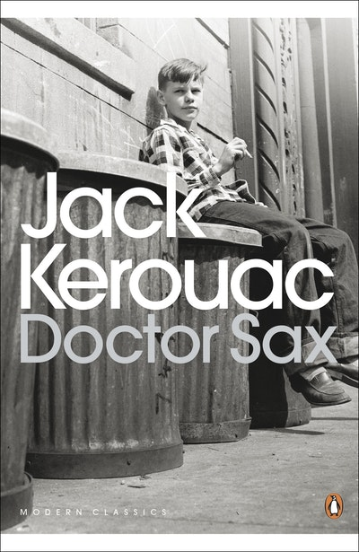 Book Cover:  Doctor Sax