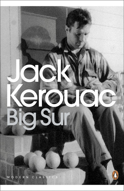 Book Cover:  Big Sur