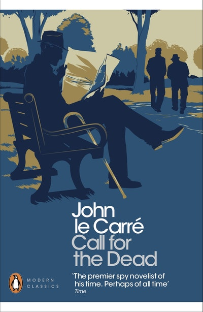 Book Cover:  Call for the Dead