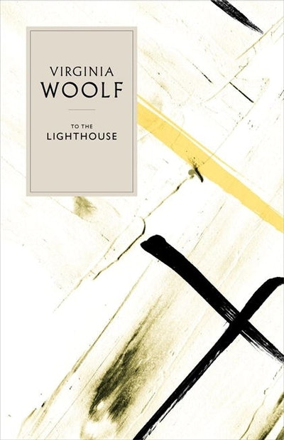 Book Cover:  To the Lighthouse
