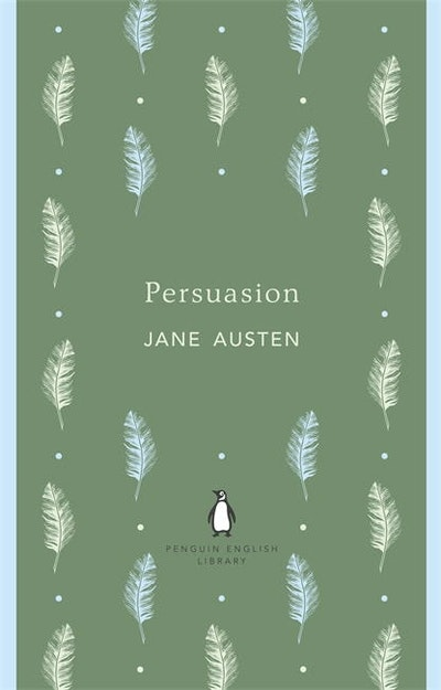 Book Cover:  Persuasion: Penguin English Library