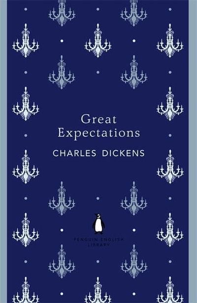 Book Cover:  Great Expectations: Penguin English Library