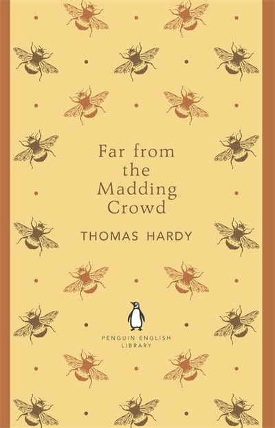 Book Cover:  Far From the Madding Crowd: Penguin English Library