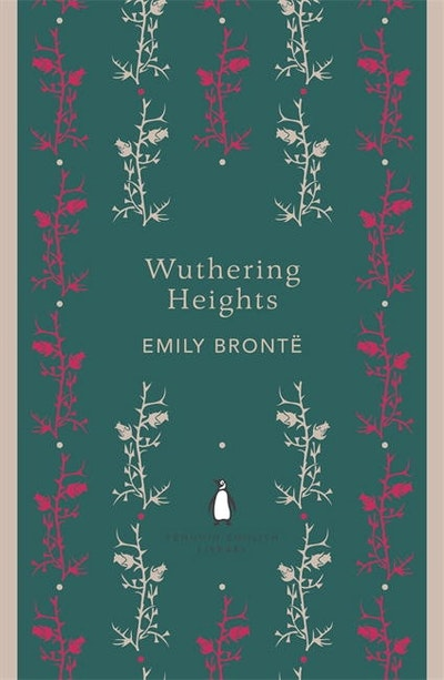 Book Cover:  Wuthering Heights: Penguin English Library