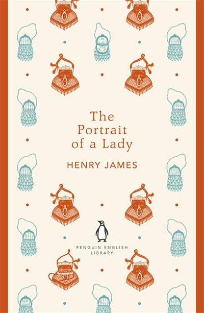 Book Cover: The Portrait of a Lady: Penguin English Library