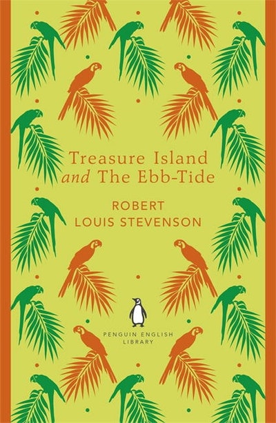 Book Cover:  Treasure Island and The Ebb-Tide: Penguin English Library