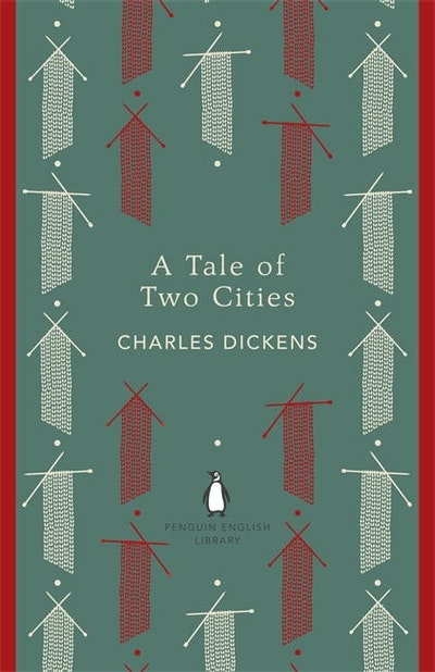 Book Cover: A Tale of Two Cities: Penguin English Library