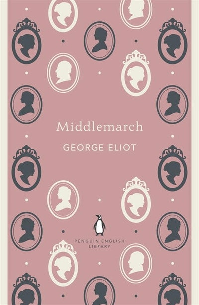 Book Cover:  Middlemarch: Penguin English Library