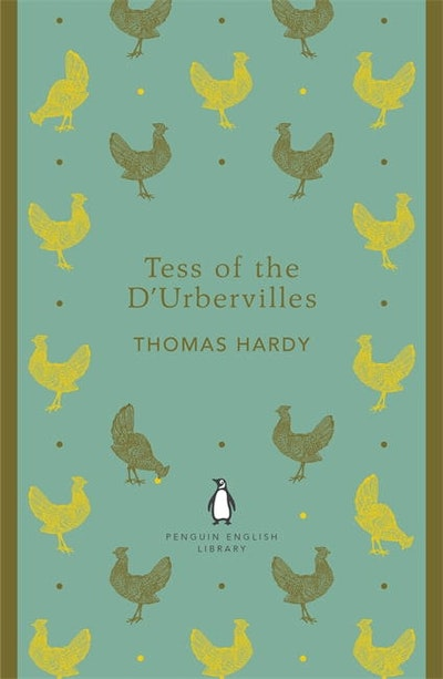Book Cover:  Tess of the D'Urbervilles: Penguin English Library