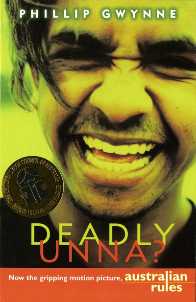 Book Cover:  Deadly, Unna?