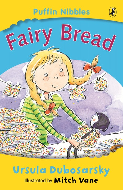 Book Cover:  Fairy Bread: Aussie Nibbles
