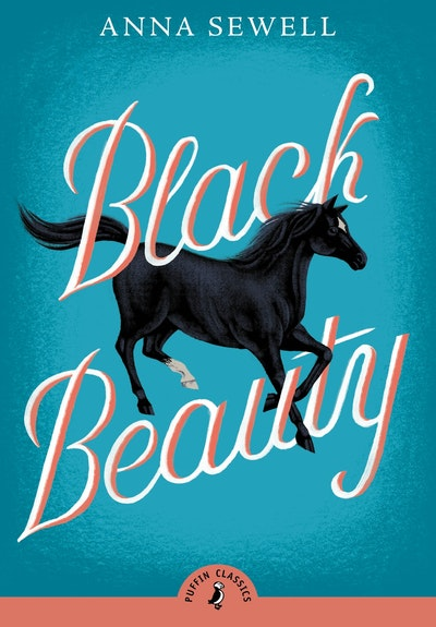 Book Cover:  Black Beauty