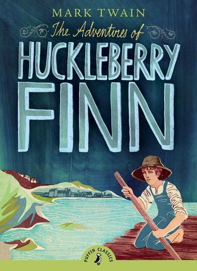 Book Cover: The Adventures of Huckleberry Finn