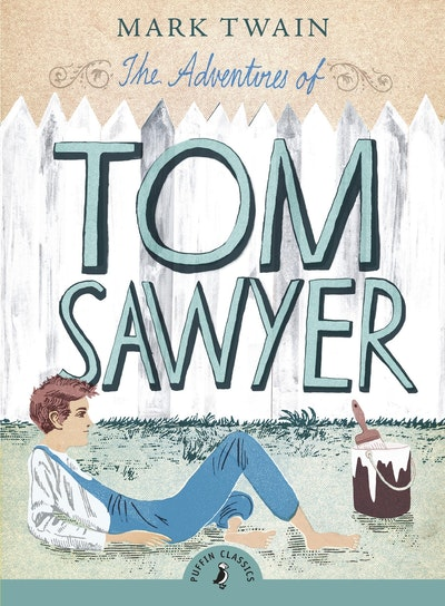 Book Cover: The Adventures of Tom Sawyer