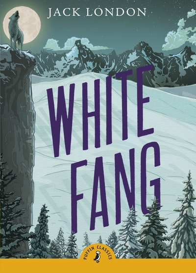 Book Cover:  White Fang