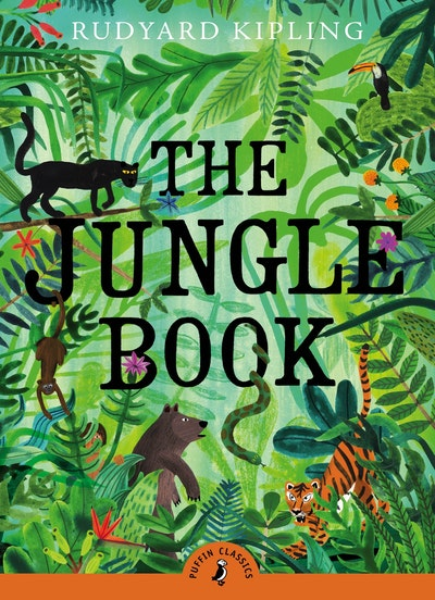 Book Cover: The Jungle Book