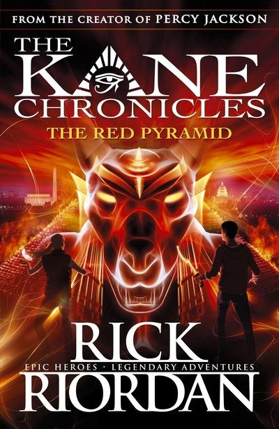 The Red Pyramid: The Kane Chronicles