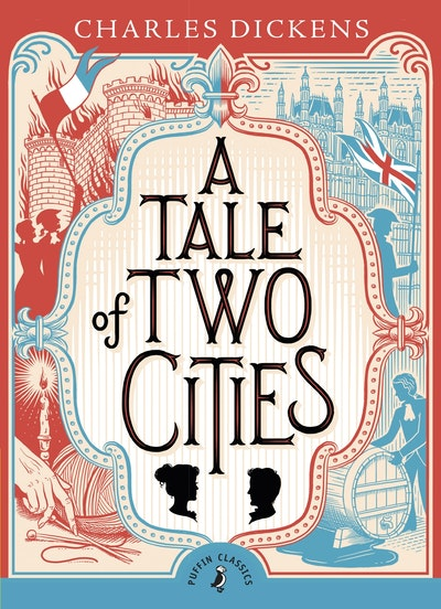 Book Cover: A Tale of Two Cities