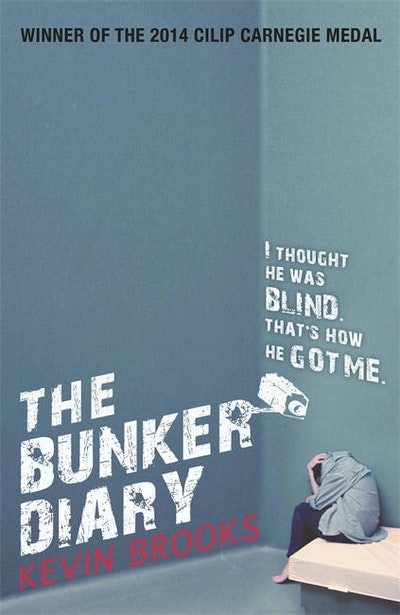 Book Cover: The Bunker Diary