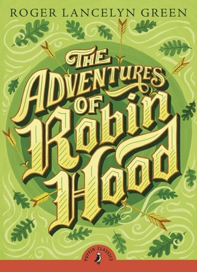 Book Cover: The Adventures of Robin Hood