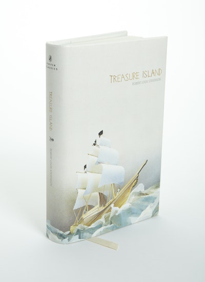 Book Cover:  Treasure Island (Puffin Designer Classic)