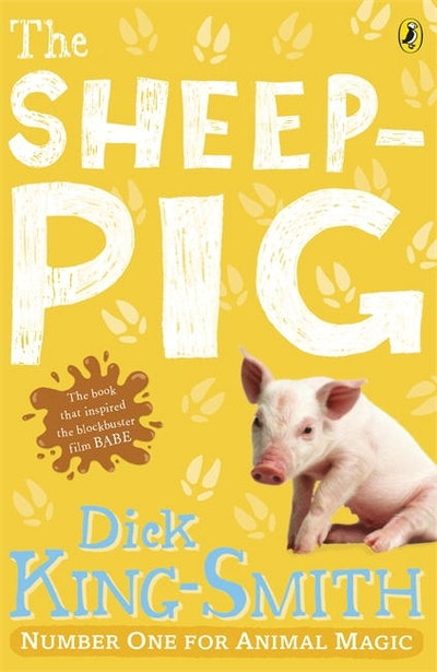 Book Cover:  Sheep-Pig, The