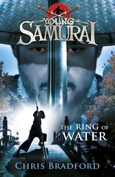 Book Cover: The Ring of Water: Young Samurai: Book 5