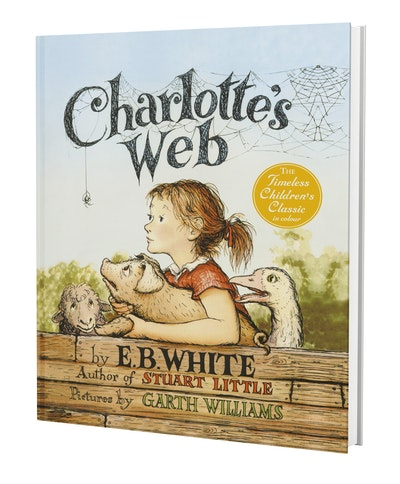 Charlotte's Web Colour Edition