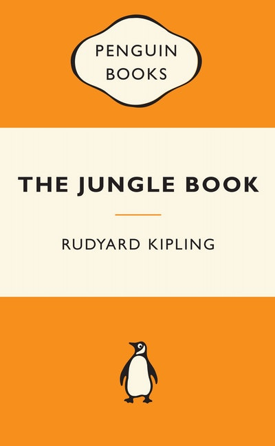 Book Cover: The Jungle Book: Popular Penguins
