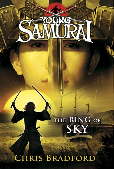 Book Cover:  Ring Of Sky: Young Samurai, The
