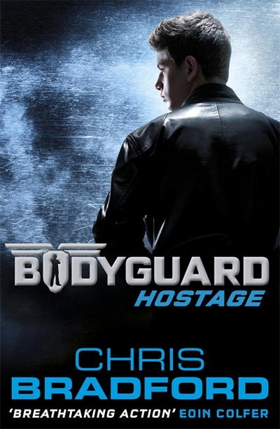 Book Cover:  Hostage: Bodyguard Book 1