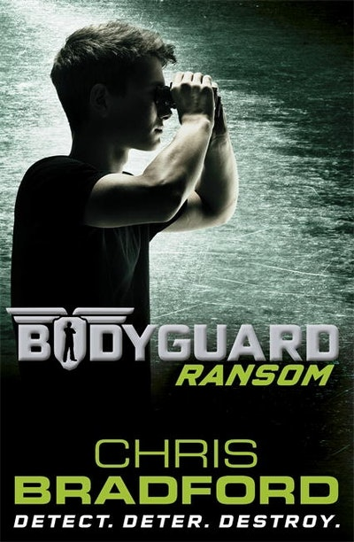 Book Cover:  Ransom: Bodyguard Book 2