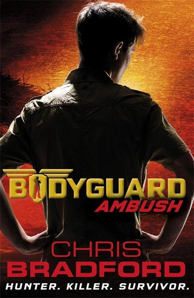 Book Cover:  Ambush: Bodyguard (Book 3)