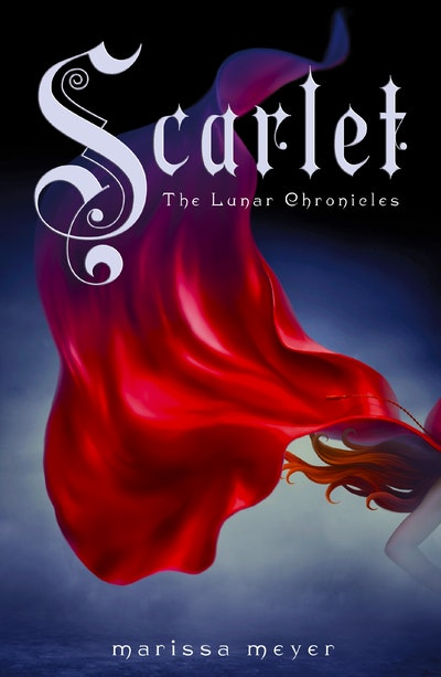 Book Cover: The Lunar Chronicles: Scarlet